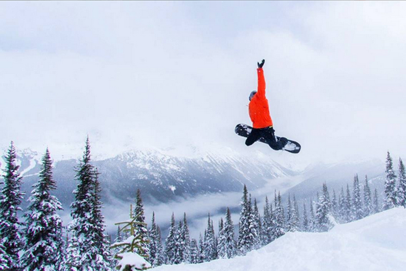 Whistler is a Lifestyle